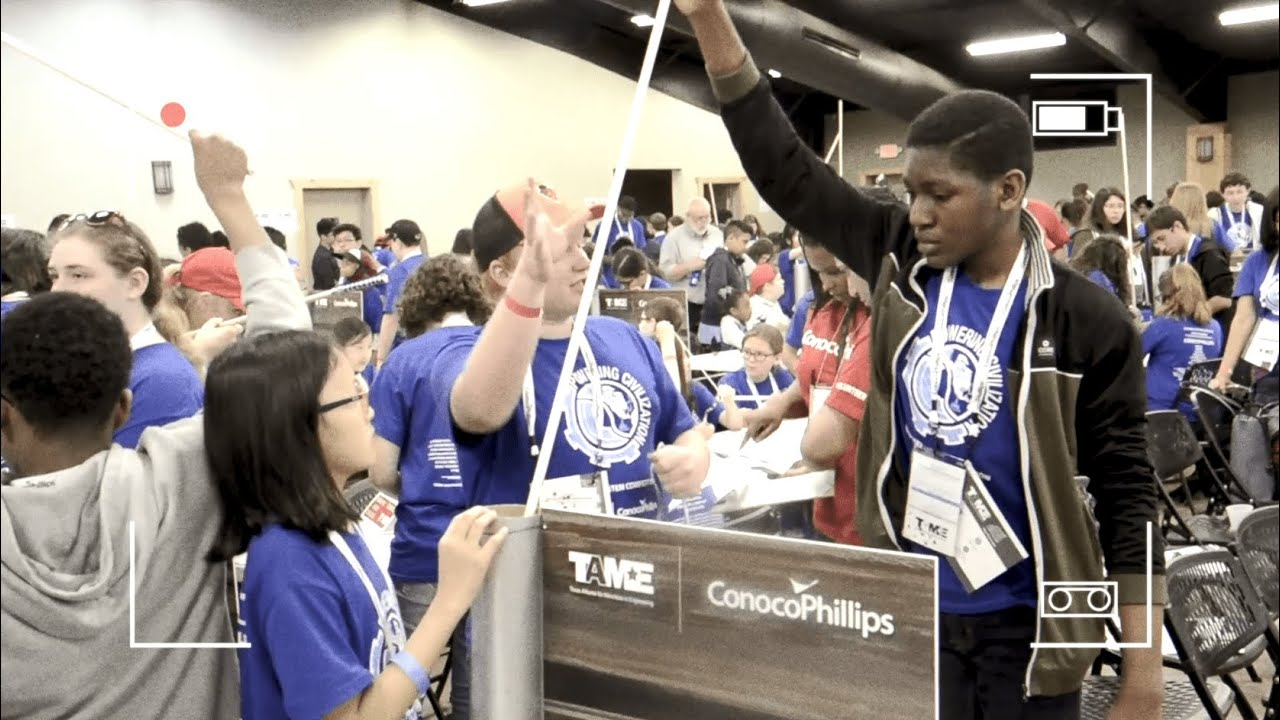 See the Future at Work: The 2019 State STEM Competition