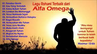 Download lagu Lagu rohani alfa omega bagus jangan lupa like