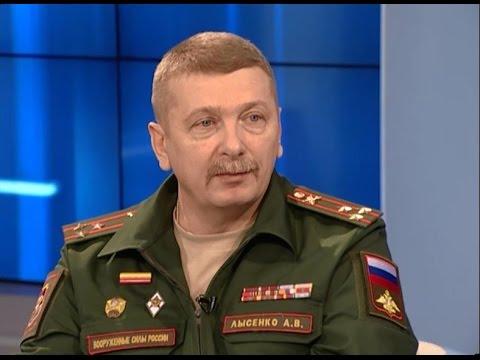 Интервью: Андрей Лысенко, военный комиссар Красноярского края