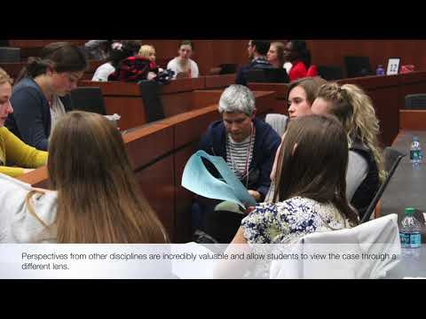 UW-Madison Master of Public Health Program: Interprofessional Event