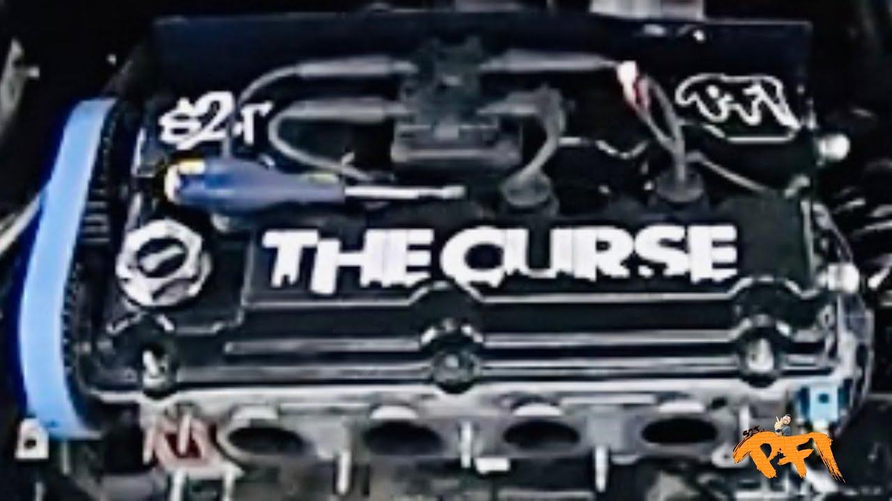 CURSE SRT4 Engine Tear down! From RMRW