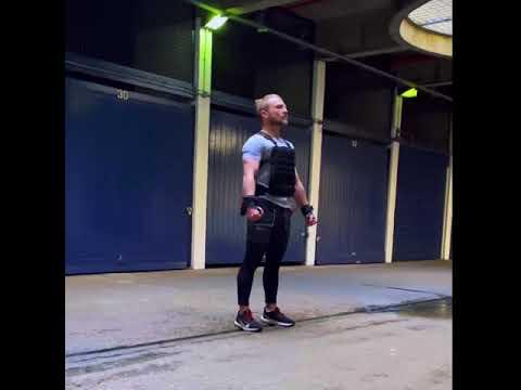 Auster Power Vest Promotional Video