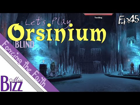 Let's Play ESO Orsinium Ep. 45 Forcing the Faith Quest