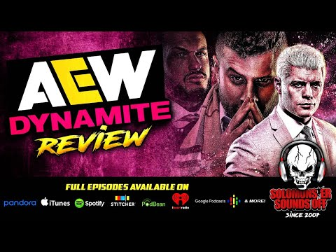CODY GETS 10 LASHES! AEW Dynamite Full Show Review & Results - February 5th, 2020