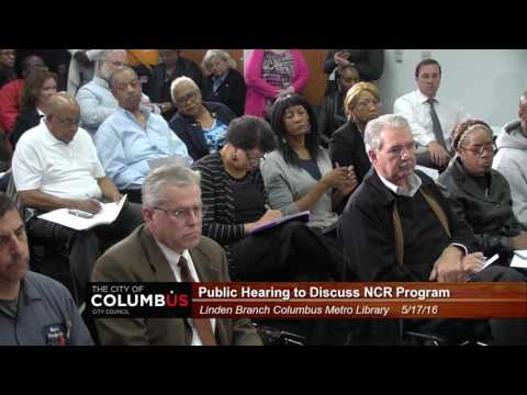 Small & Minority Business Development Committee Hearing 5/17/2016