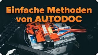 Auto selbst reparieren - Video Tricks