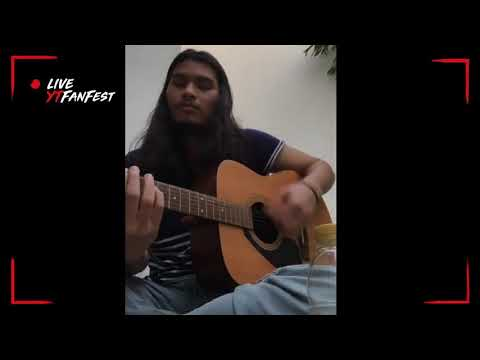 Virzha Live Instagram Lagu Tentang Rindu Keren Banget..!!!