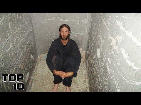 Top 10 Most INSANE Prison Cells You Wont Believe