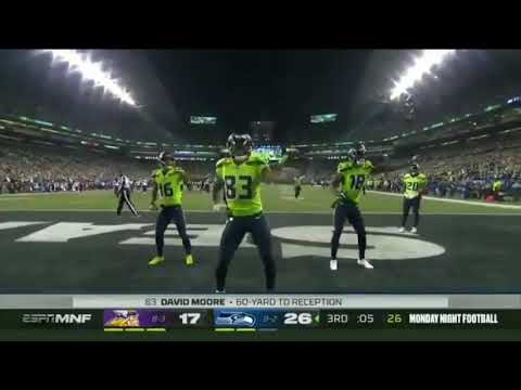 Mix Morning Show! - New Edition Inspires Seahawks TD Celebration