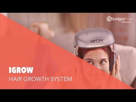 iGrow Hair Growth System - #GadgetFlow Showcase