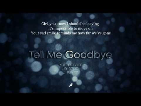 Tell Me Goode English Versi  BIGBANG   3rd Degree x JD Relic x JREYEZ