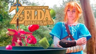 Cooking With Link [Legend of Zelda: Breath of the Wild Parody] thumbnail