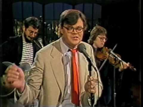 Garrison Keillor on Late Night, May 11, 1983