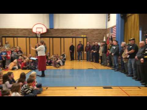 Elrod School Thanks Our Veterans