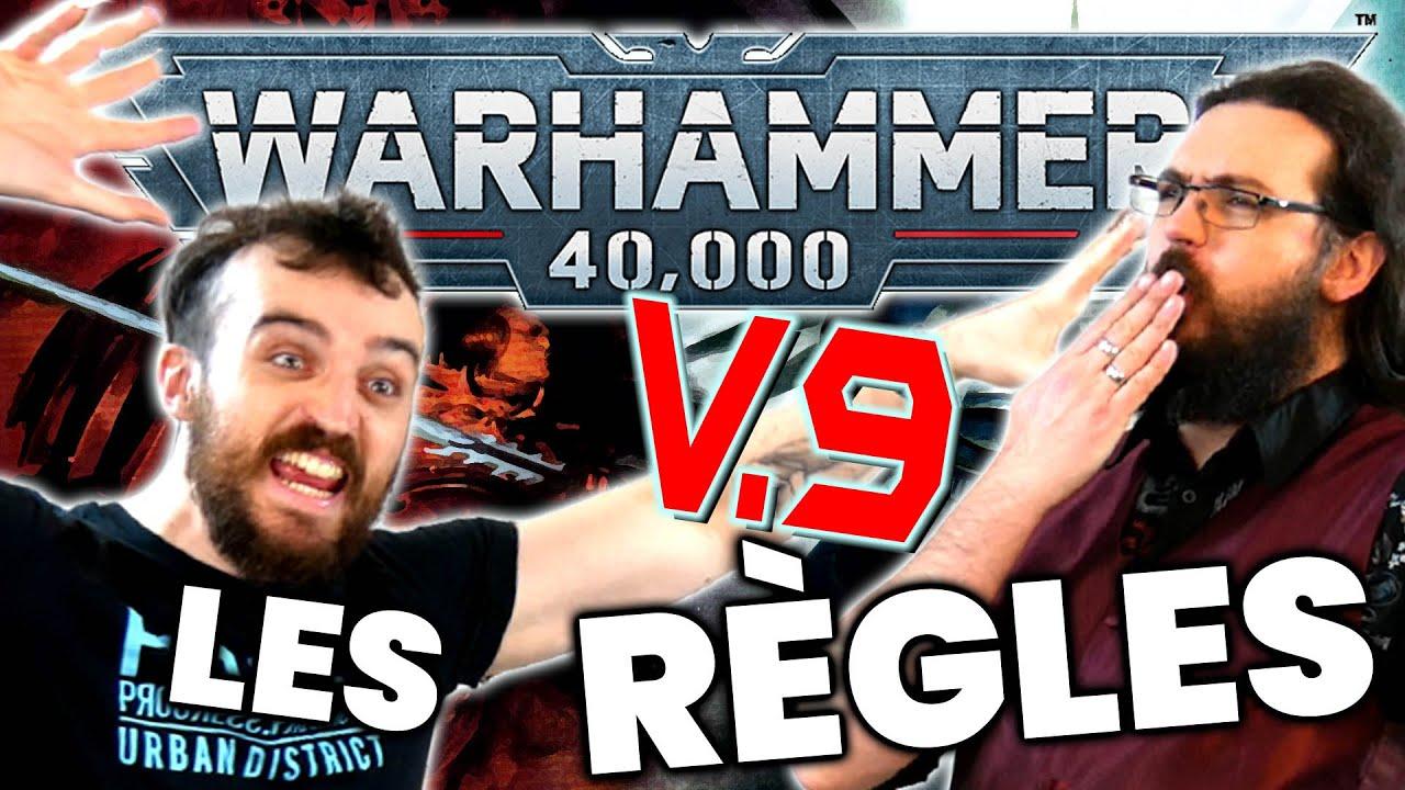 Warhammer 40 000 : comment jouer à la V9 - TaGueuleOnApprend