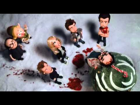 It's Always Sunny In Philadelphia Christmas Cartoon - YouTube