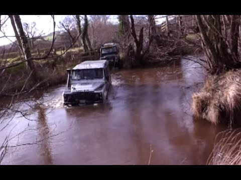 Green Laning Beginners day in Shropshire - Green Laners Alliance