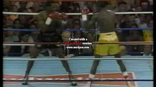Mike McCallum KO5 Donald Curry Part 3/6 (The Fight)