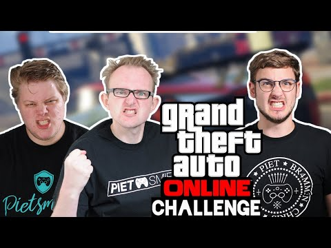 Challenge: Immer VOLLGAS 🎮 Grand Theft Auto Online #187