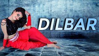 DILBAR Song Dance | Satyameva Jayate | Gunjan | Acute Dance Studio