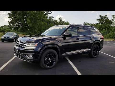 2018 VW Atlas 3.6 SEL Premium