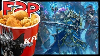 KFC F2P #1: Trump Is Back with a REAL F2P Series!