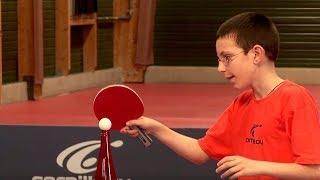 Exercices Pour Progresser Au Ping Pong  Les Actions Sur La Balle