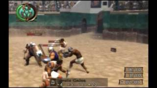Colosseum Road To Freedom Gameplay Day 1 / part 1