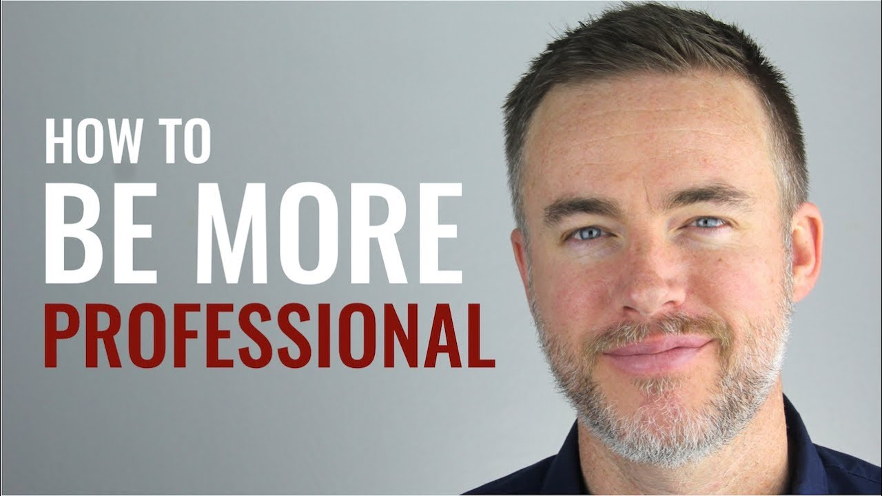 Download How to Be More Professional at Work