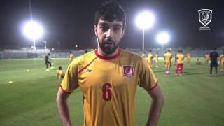 قناة لخويا | خالد مفتاح: تغلبنا على الظروف الصعبة