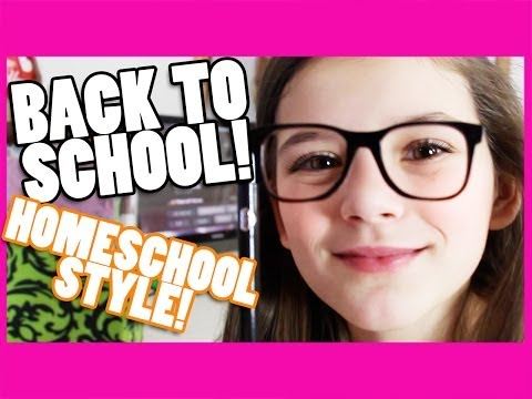 BACK TO SCHOOL! HOMESCHOOL STYLE! 400K SUBS CELEBRATION!  |  KITTIESMAMA