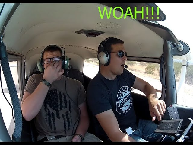 Short Dirt Airstrips Pt. 2,  Short dirt landings