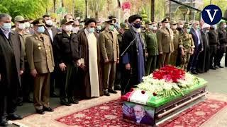 Irán asegura que el científico asesinado fue abatido por una ametralladora accionada a distancia