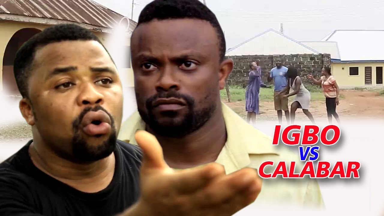 Download Igbo Vs Calabar 1 - 2018 Latest Nigerian Nollywood Igbo Movie Full HD