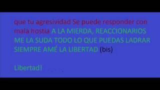 Ska-P ~ A La Mierda (con letra)