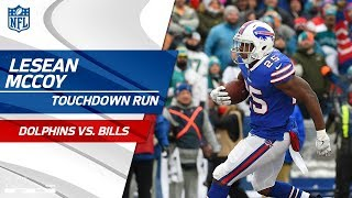 Buffalo Scores TD on Opening Drive for 1st Time Since Nov. 2016! | Dolphins vs. Bills | NFL Wk 15