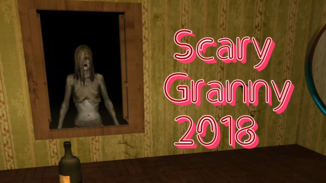 Scary Granny Horror Game 2018
