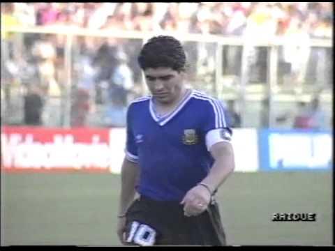 Argentina-Jugoslavia 3 a 2dcr - Firenze, 30 giugno 1990 - Quarti di Finale ITALIA '90