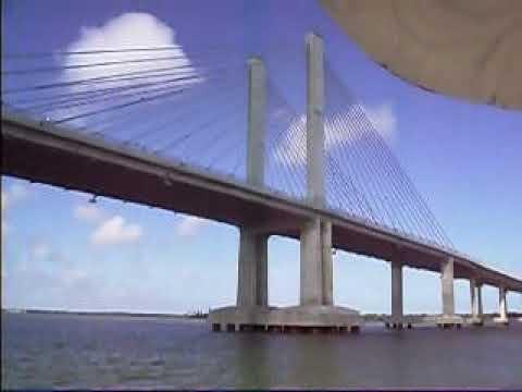 Aracaju  - City Tour vista do rio sergipe