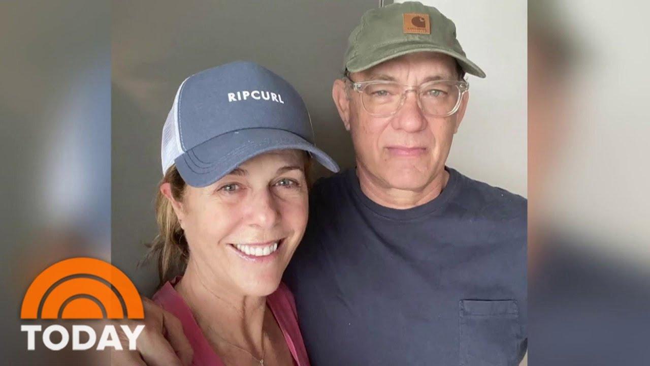 Coronavirus: Tom Hanks, Rita Wilson give health update