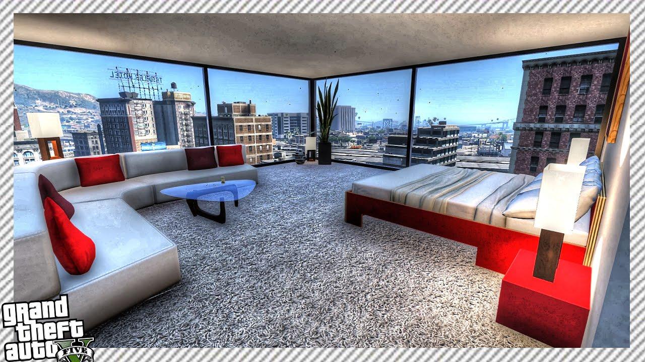 Custom Apartment Locations Gta 5 Mod