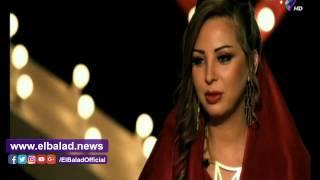 ماهو السؤال الذي أغضب أحمد سعد بخصوص ريم البارودي؟.. فيديو