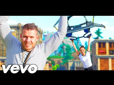 FORTNITE SONG ,,Skybase' Standart Skill feat. Ayanda (Official Music Video)