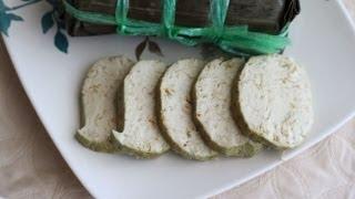 Cha Lua Chay (vietnamese Vegetarian Ham)