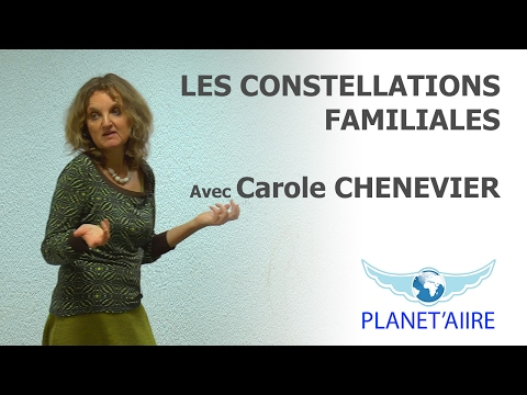 LES CONSTELLATIONS FAMILIALES - Carole CHENEVIER