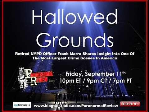 Paranormal Review Radio: From Landfill to Hallowed Ground w Frank Marra and Maria Bellia Abbate