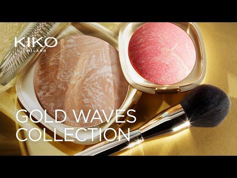Kiko Milano - Summer Collection: Gold Waves