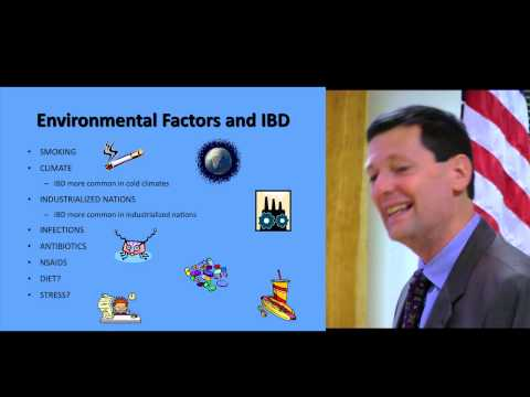 CPMC Educational Session on Crohn's Disease Part 1