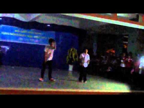 THCS Tân Thạnh Đông Hội diễn văn nghệ 20/11 Lớp 9/6 Gangnam Style