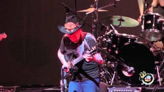 Johnny Winter live in Beaumont, TX   Part 1
